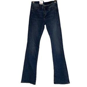 NWT Calvin Klein modern boot jeans